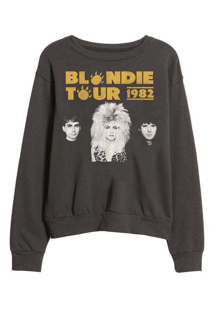 Blondie Tour 1982 Pullover