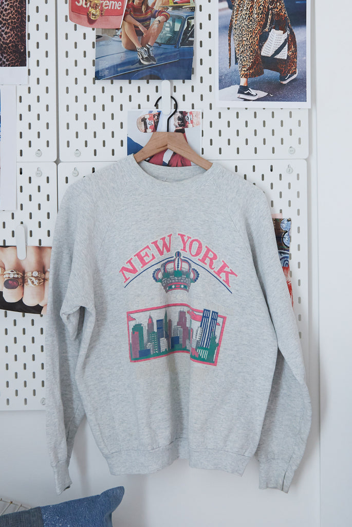 Vintage New York Pullover 11
