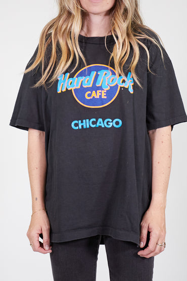 Vintage Chicago Hard Rock Tee