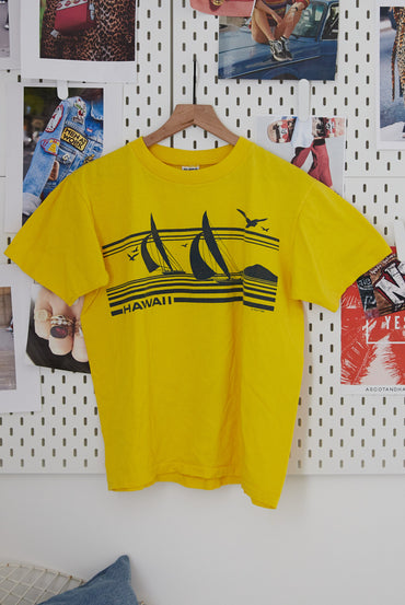 Vintage Sail Hawaii Tee