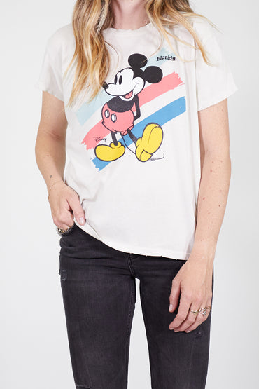 Junk Food Florida Mickey Tee