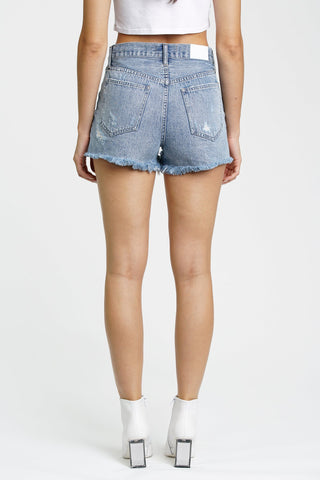 Kylee Shorts - River Blue