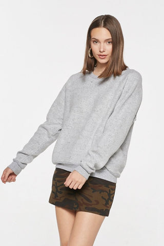 Salt & Pepper Pullover