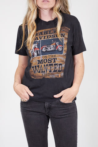 Vintage Most Wanted Tee