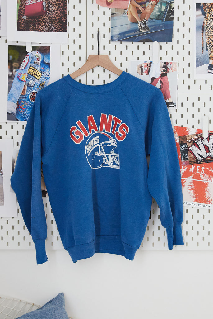 Vintage NY Giants Pullover #1