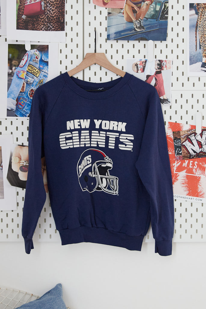 Vintage NY Giants Pullover #2