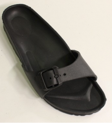 Lilly Slide - Black