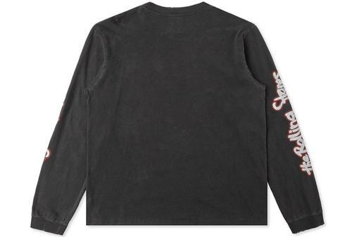 Madeworn Stones Tongue Long Sleeve Shirt