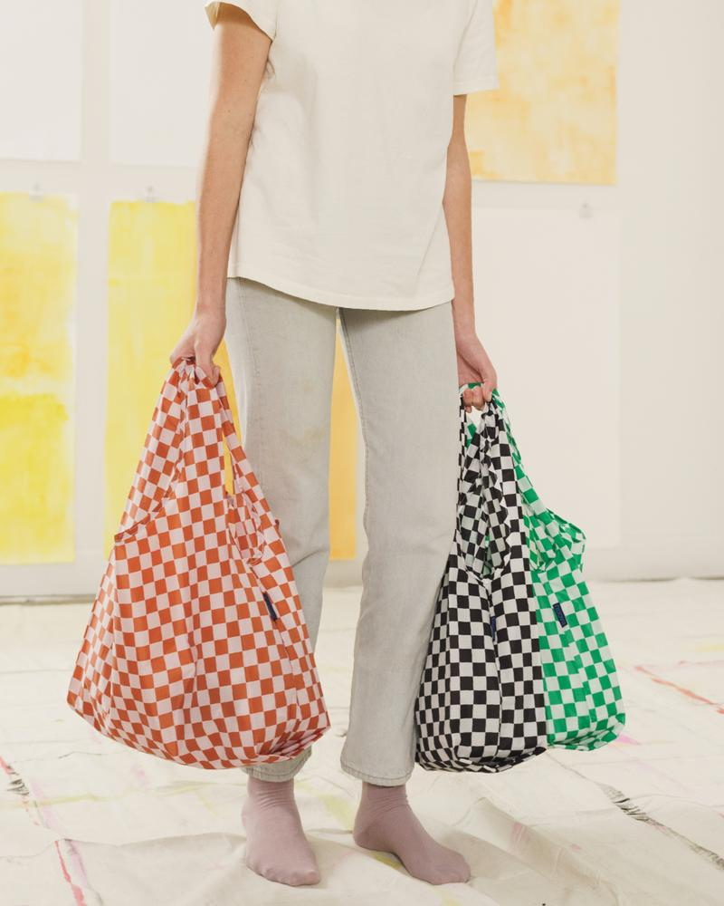 Standard Baggu Set of Three Checkerboard