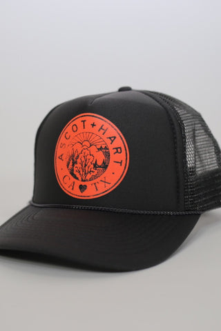 New Logo Trucker CA // TX