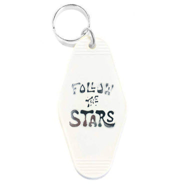 Follow The Stars - Key Tag