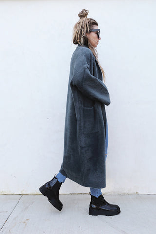 Sedona Gray Duster