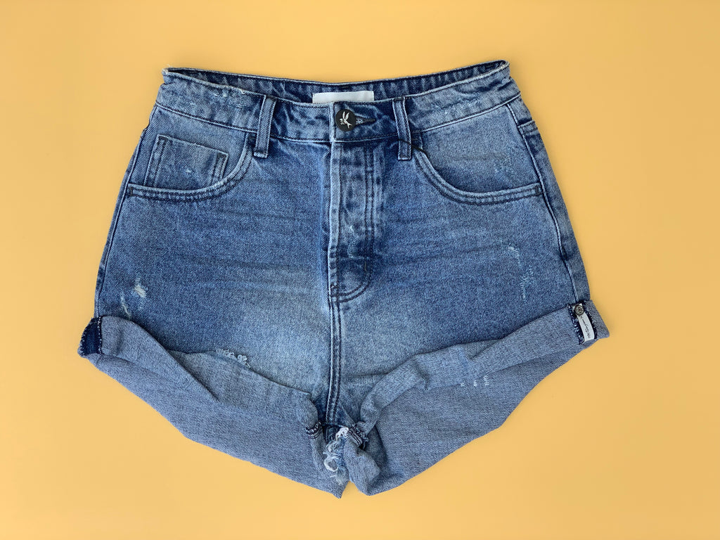 Rocky Bandits Denim Short