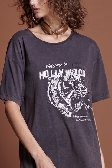 Hollywood Santa Fe Tee