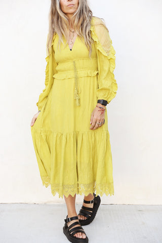 Citron Dress