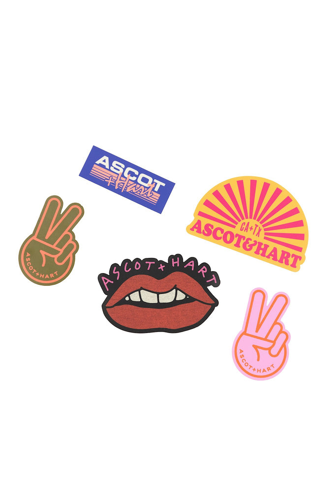 AH sticker pack