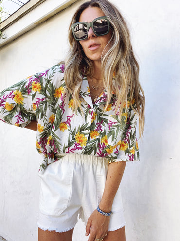 Bahama button down
