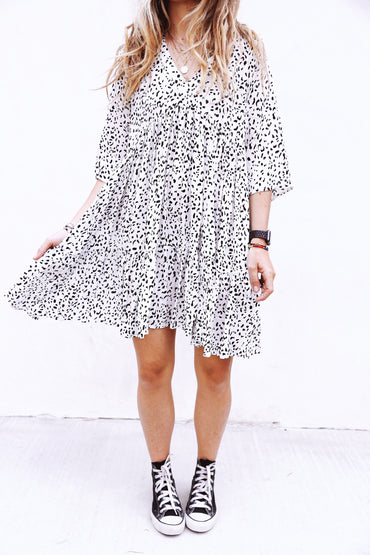 Spencer Midi Dress