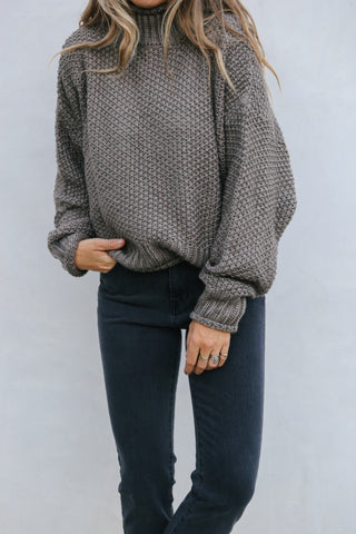 Holly Knit Pullover