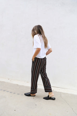 Judd Stripe Pants