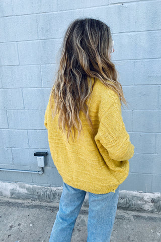 Hallie Knitted Sweater