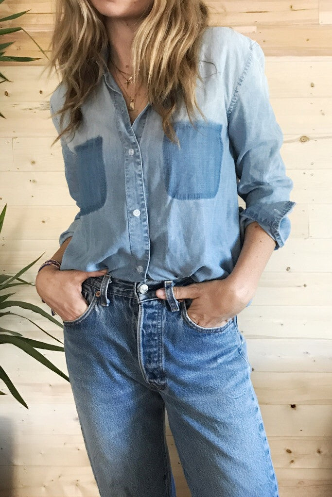 Axel Denim Shirt