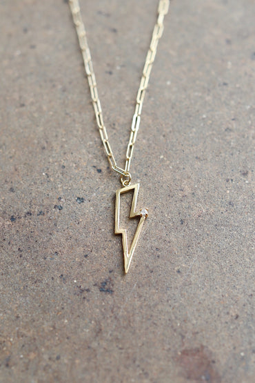 Striker Necklace