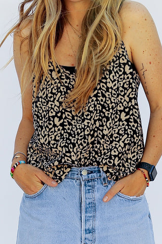 The Leopard Top