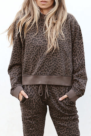 Amli Long Sleeve Pullover