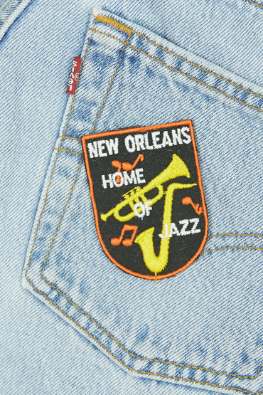 Vintage New Orleans Patch