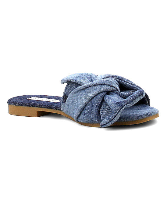 Emily Sandal Denim