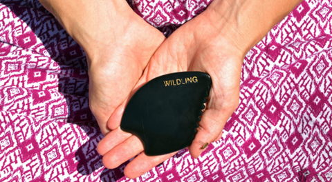 Wildling Beauty Gua Sha Review | Your Toxic Free Momma