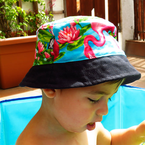 Barret Bucket Flamencs Mini
