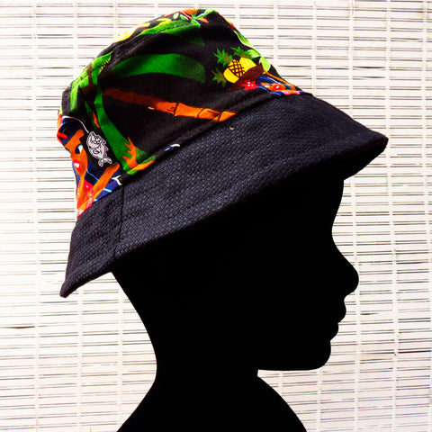 Bucket Hat Aloha Mini