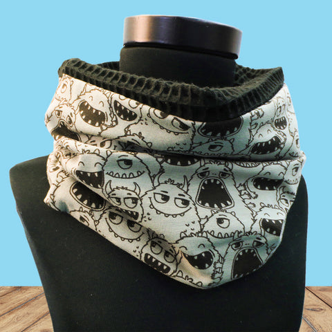 Monsters Neck Warmer
