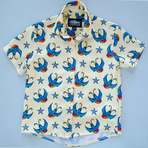 Swallows Shirt Mini
