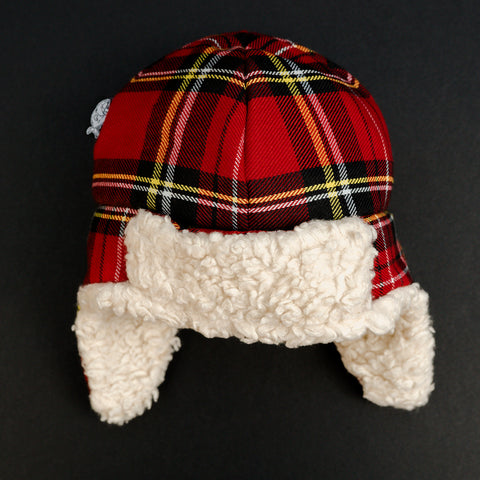 Ushanka Hat Plaid