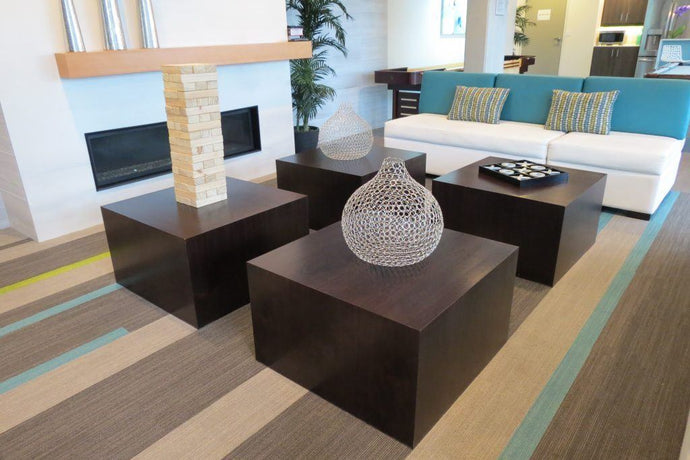 5 Great Uses for a Modern Cube Table