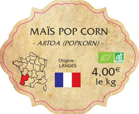 MAÏS POP CORN