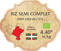 RIZ SEMI COMPLET MI-LONG