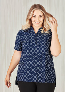 Womens Easy Stretch Daisy Print Tunic from $61.95