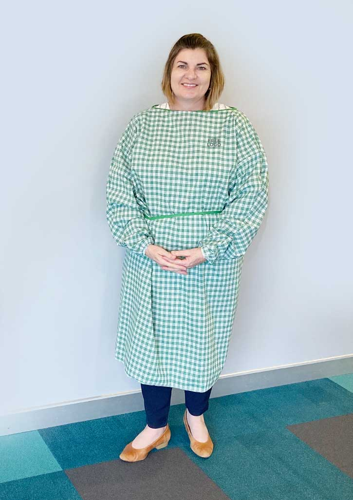 AUSTRALIAN MADE Washable Medical Gown from $22.95