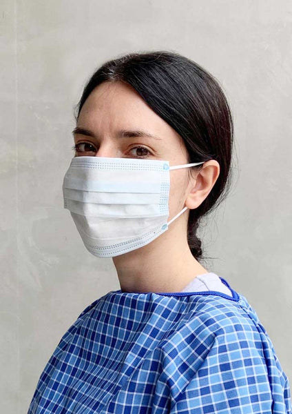 Disposable Surgical Mask (Pack of 10)