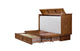Creden-ZzZ Kingston Cabinet Bed. Queen Size