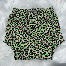 Load image into Gallery viewer, Neon Animal Print Shorties