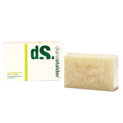 Glutathione Soap with Licorice