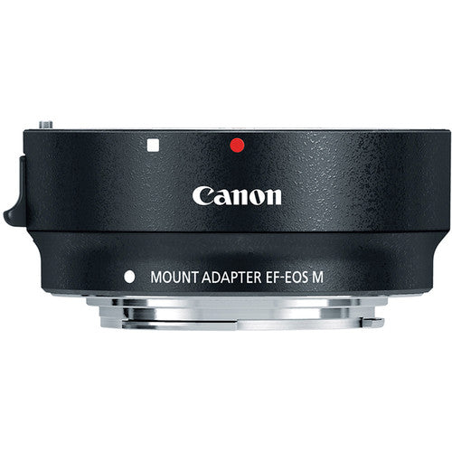 Canon EF-EOS M Mount Adapter without tripod