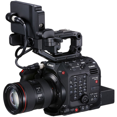 Canon EOS C300 Mark III Camera body (EF mount)