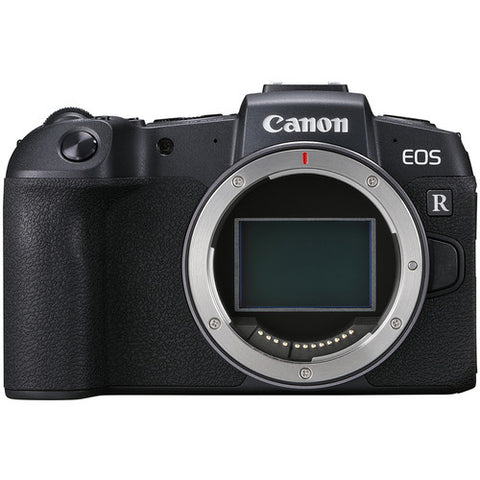 Canon EOS RP Body With R Mount Adapter