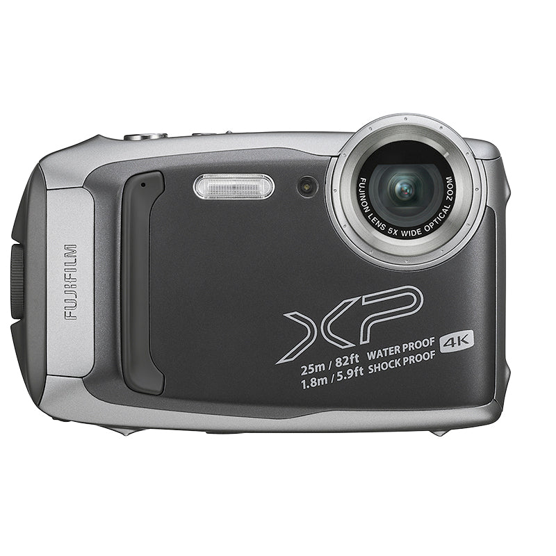 Fujifilm FinePix XP140 (Dark Silver)